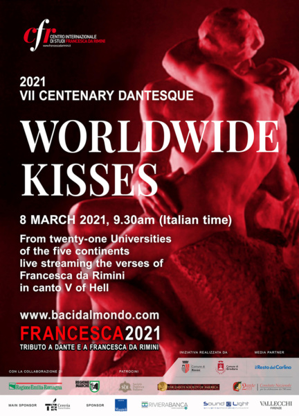 700 years of Francesca, with Francesca